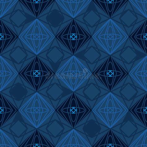 diamond shaped pattern eps diamond shape silhouette seamless pattern stock vector