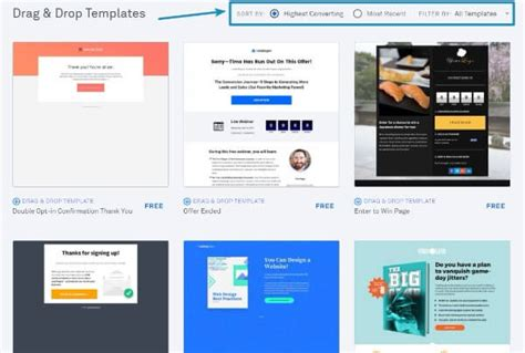 Leadpages Vs Instapage 2018 Which Landing Page Builder Is Right For You Blogging Wizard Leadpages Free Templates