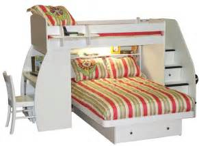 bunk bed wood home delightful
