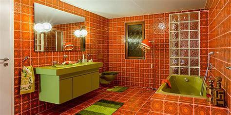 schlafzimmer 70er stil quot das bad der 70er jahre quot bei hansgrohe in schiltach