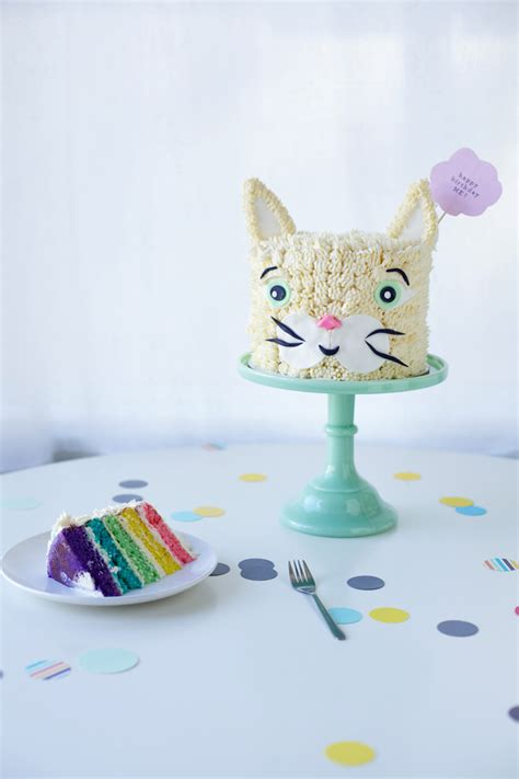 rainbow cat birthday cake coco cake land cake tutorials cake recipes cake blog cakes