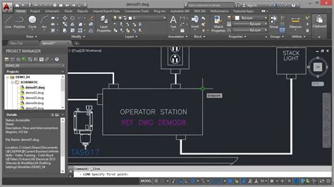 tutorial guide to autocad 2015 autocad electrical 2015 tutorial osnap settings youtube