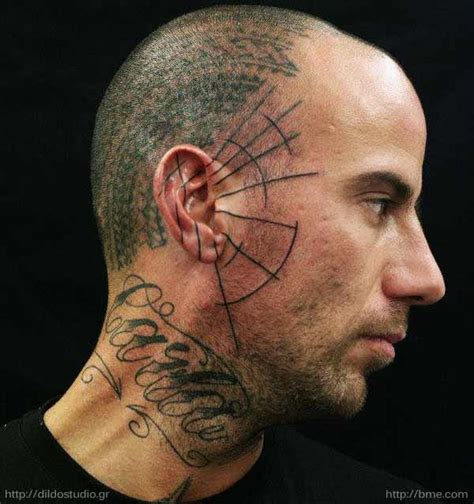 extreme tattoo medicine hat 25 sweet side face tattoos tattoodo