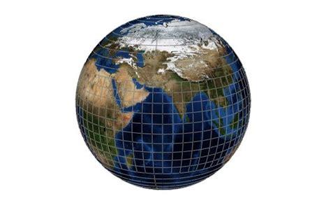 Papercraft Globe - 3d earth globe free papercraft