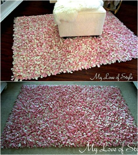 diy rug interesting diy rug that will brighten up your home diy home decor