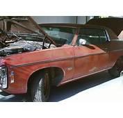 Last Of The Breed 1969 Impala SS427