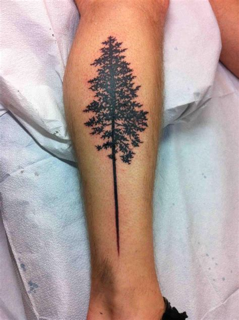 tree silhouette tattoo 25 best ideas about tree silhouette on
