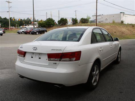 how does cars work 2007 hyundai sonata electronic throttle control hyundai sonata 2007 white sedan se gasoline 6 cylinders front wheel drive automatic 27215