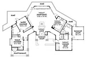 House Plans With A View To The Rear by Lodge Style House Plans Sandpoint 10 565 Associated