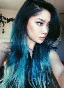 blue hair colors 30 dyed hair ideas and design