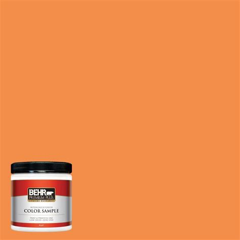 behr paint color glow behr premium plus 8 oz 250b 6 poppy glow interior