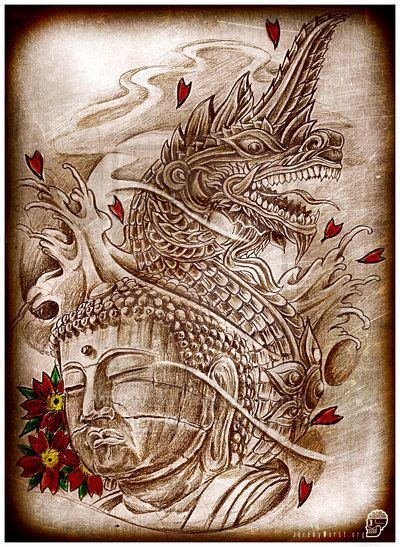 laos tattoo designs 40 best buddha images on