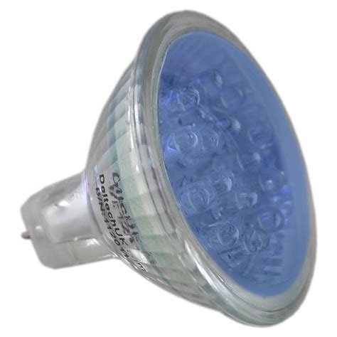 mr11 led blue light bulb