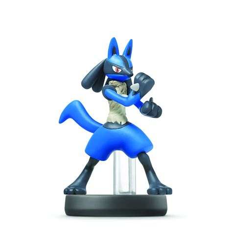 toys r us figures lucario amiibo is exclusive to toys r us in the united