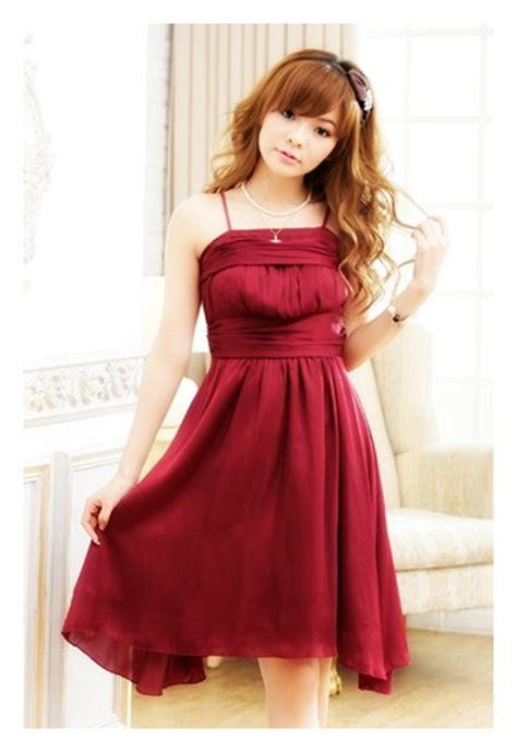 Model Baju Gaun Pesta Model Gaun Baju Pesta Korea Terbaru Caratika