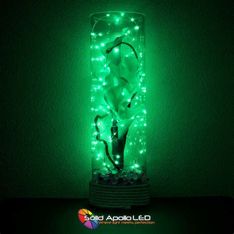 green led string light 32ft