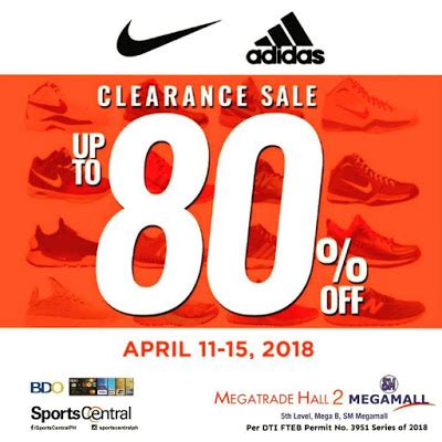 sm new year sale manila shopper nike adidas more clearance sale at sm