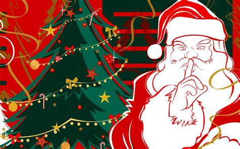 santa clause xmas wallpapers hd wallpapers id