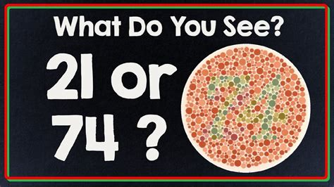 what do color color blind test do you see color like everyone else