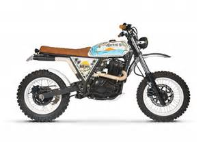 Suzuki Scrambler Suzuki Dr650 Scrambler By 85 Motorcycle Bikebound