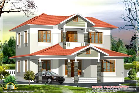 2500 sq ft kerala style home plan kerala home design