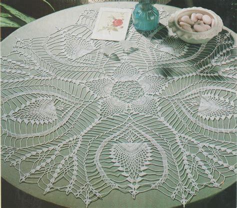 Modele Napperon Crochet