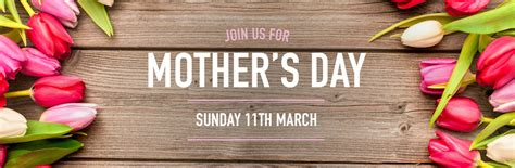 Uk Mothers Day 2018 S Day