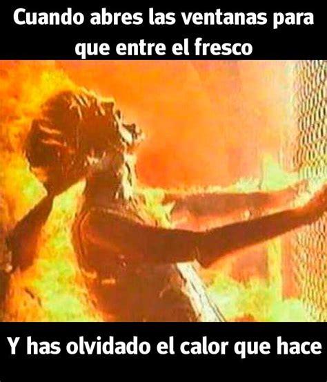 imagenes memes que calor humor en las redes sociales para sobrellevar el calor