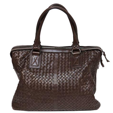 Bottega Veneta Oversized Intrecciato Tote Purses Designer Handbags And Reviews At The Purse Page by Bottega Veneta Oversized Brown Intrecciato Woven Leather
