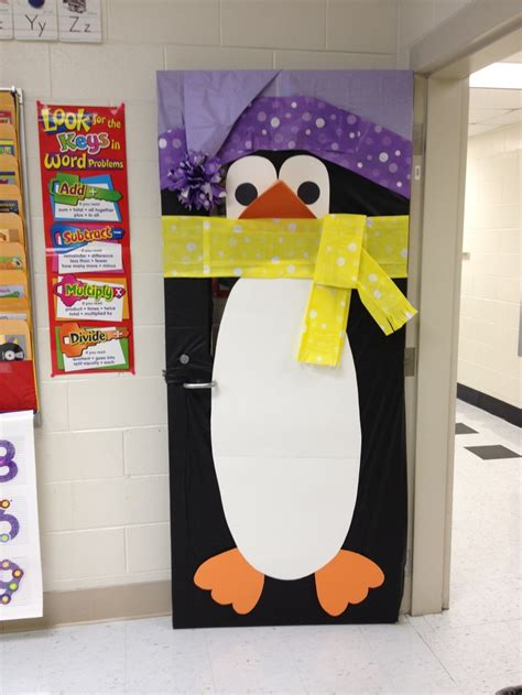 winter door decorations winter door decoration winter bulletin boards