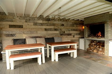 All Weather Braai Bbq Contemporary Patio South East