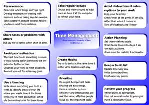 Relation Break Letter how to manage your time effectively