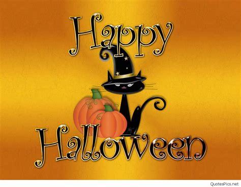 scary happy halloween pumpkin sayings cards
