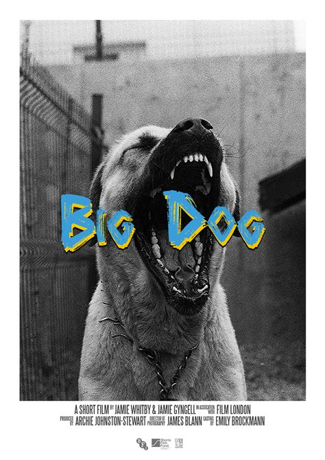 film giant dog big dog short film indiegogo