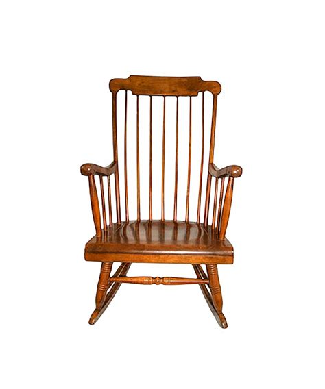 Nichols And Chair by Antique Boston Rocker Nichols Co