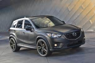 Madza Cx5 Mazda Cx 5 Concept Photos And Details Autotribute