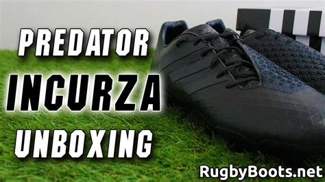 Kickers Slop Predator Black predator incurza of black unboxing world cup adidas all rugby boots