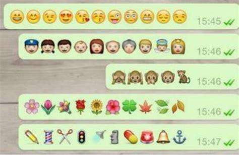 imagenes de emoticones de whatsapp uno por uno 17 meilleures id 233 es 224 propos de emoticones de whatsapp sur