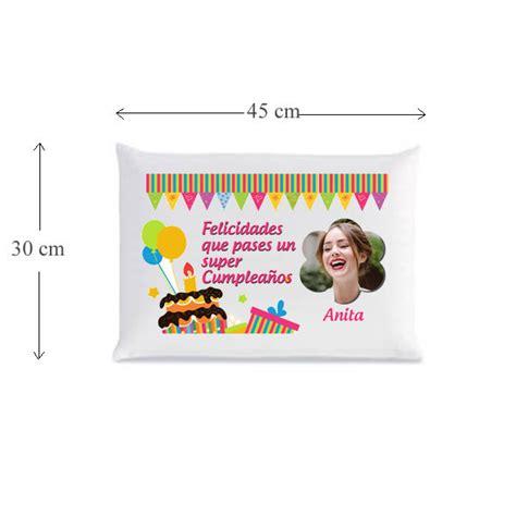 almohadas personalizadas con fotos almohadas de cumplea 241 os regalos para enamorados