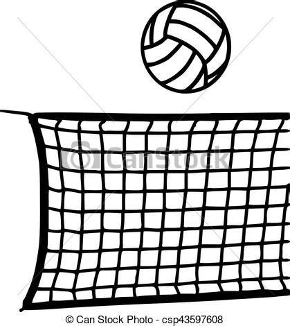 clipart pallavolo rete pallavolo clipart vettoriale cerca illustrazioni