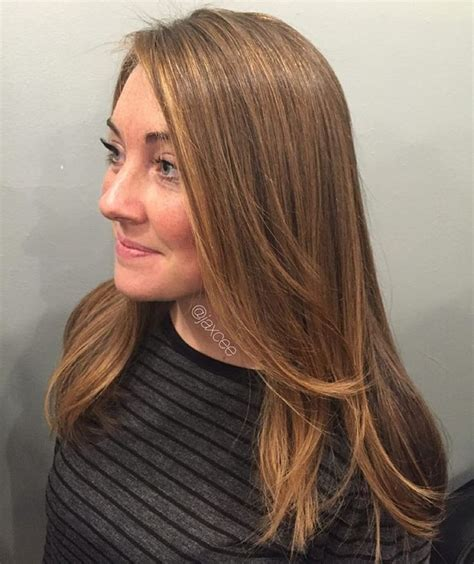 hair color of jackie gilles jaxcee on instagram golden touch balayage highlights