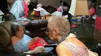 Tx Nursing Homes Startling Image Of Flooded Nursing Home Prompts