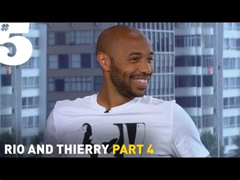 thierry henry to quot is home for me quot jokes about
