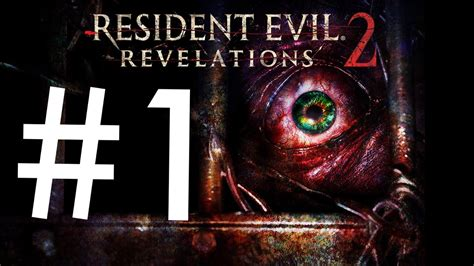 resident evil 6 couch co op couch plays resident evil revelations 2 penis colony