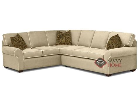 sectional sofa seattle quick ship seattle fabric true sectional in luna dune by