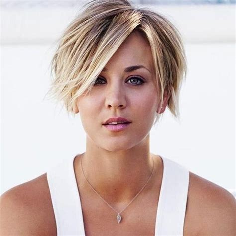 kaley cuoco hair type 20 best of kaley cuoco short hairstyles