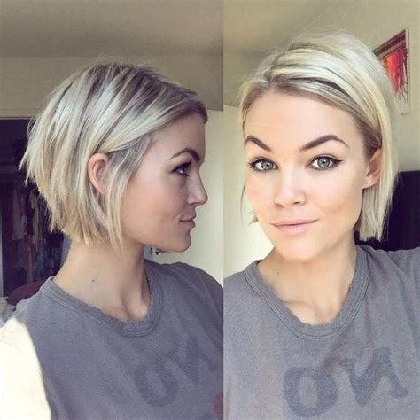 best 25 short thin hair ideas on pinterest haircuts for 2018 popular cute short haircuts for thin hair