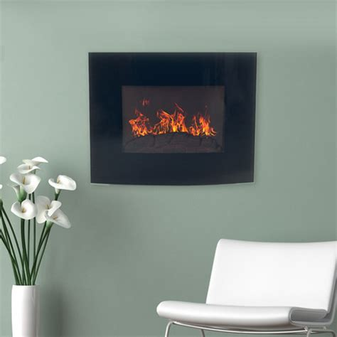 touch of modern fireplace sleek electric fireplaces set the mood touch of modern