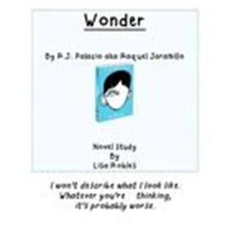 Themes Of Book Wonder | 1000 images about wonder by r j palacio on pinterest