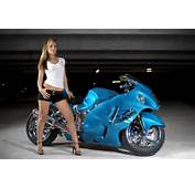 Hot Girls On Motorcycles Honda